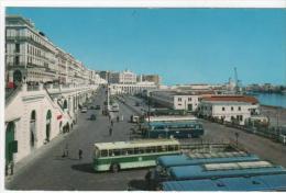 Alger  Algerie   Bastion Central  Car Et Autobus - Algiers