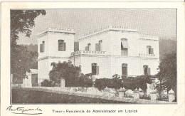 Timor - Liquiça - Residência Do Administrador - Timor Oriental