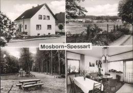D-63639 Flörsbachtal - Mosborn-Spessart - Pension A.Meidhof - Old Stamp - Flörsheim
