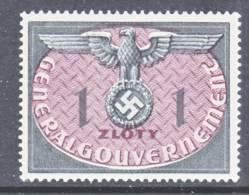 German Occupation Poland NO  13   * - Occupation 1938-45