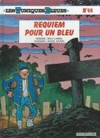 """LES TUNIQUES BLEUES  """" REQUIEM POUR UN BLEU """"   -  LAMBIL / CAUVIN   - E.O.  AVRIL 2003  DUPUIS - Tuniques Bleues, Les"""