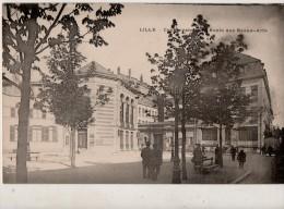 Lille Conservatoire De L école Des Beaux Arts - Lille