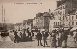 Cherbourg Quai Alexandre III - Cherbourg