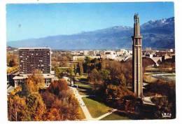 FRANCE - 1200 Grenoble - Ville Olympique - Le Parc Paul Mistral - Grenoble