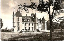 37160- LOUESTAULT: Château De Fontenailles: Maison De Repos  Des Jeunes Travailleurs - Francia