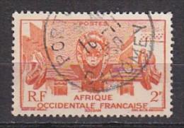PGL - COLONIES FRANCAISES AOF Yv N°33 - A.O.F. (1934-1959)