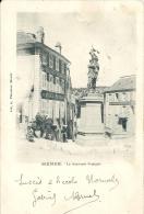 Lozère- Mende -Le Souvenir Français. - Mende