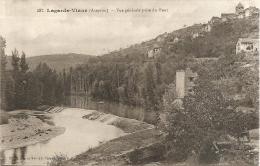 587 - LAGARDE VIAUR - VUE GENERALE PRISE DU PONT - France