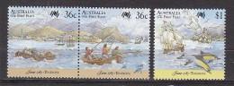 PGL Y420 - AUSTRALIE Yv N°1004/06 ** - Mint Stamps