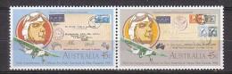 PGL AB041 - AUSTRALIE Yv N°848/49 ** - 1980-89 Elizabeth II