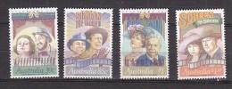 PGL AA0076 - AUSTRALIE Yv N°1118/21 ** - Mint Stamps
