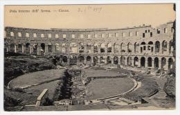 Postcard - Pola, Pula    (10798) - Kroatien