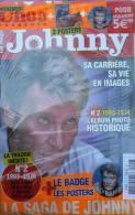 "Johnny Hallyday  ""  Choc  "" - People"