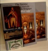 THE SOCIETE GENERALE DE BELGIQUE 1822-1972 - Histoire