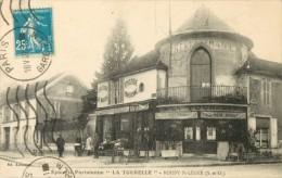 """94 BOISSY ST / SAINT LEGER - EPICERIE PARISIENNE """" LA TOURELLE """" - Boissy Saint Leger"""