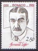 Monaco N° 1292 ** Personnage - Célébrité - Fernand Léger Peintre - Unused Stamps