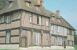 14 - AUQUAINVILLE - Le MANOIR De CAUDEMONE En Normandie - Photo P. Déterville - France