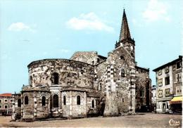SAINT PAULIEN : Alt. 795 M. Ensemble De L´Eglise St-Georges. Eglise Romane Du XIIe S. - France