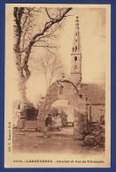 29 LANDEVENNEC (erreur Sur Carte Un N En Moins) Clocher Et Arc De Triomphe  - Animée - Landévennec