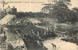 Mai13 1563 : Grande Comore  -  Moroni  -  Quartier De Badjanani - Comores
