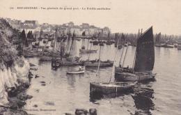 DOUARNENEZ  Vue Générale Du Grand Port La Flotille Sardinière - Douarnenez