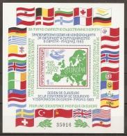 BULGARIA 1983 - Yvert #H113A - MNH ** - Hojas Bloque