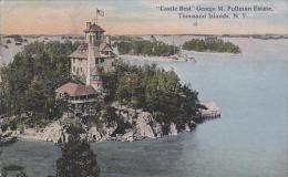 New York Thousand Islands CAstle Rest George M Pullman Estate