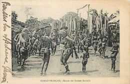 Mai13 1573 : Congo Français  -  Danse Des Femmes Bacoulis - Congo Francés - Otros