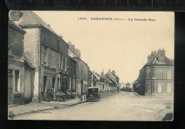 GARENNES - La Grande Rue - Café Laurens - Francia