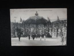 Dijon : Le Kiosque à Musique . Voir 3 Scans. - Dijon