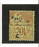 TIMBRES DES COLONIES DE 1881  Surchargés  N°19 ** - Nossi-Bé (1889-1901)
