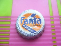 CAPSULE CAPS Soda : FANTA - Soda
