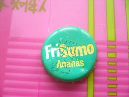 CAPSULE CAPS Soda : FRISUMO ANANAS - Soda