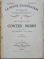Prince Guillaume De Suède - Contes Noirs - La Petite Illustration N°  360 - Roman  N° 163 - 10 Décembre 1927 - Livres, BD, Revues