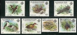Seychelles - Année 1980 - Oiseaux - Faune Et Flore Neuf Sans Gomme Et  Oblitéré - Seychelles (1976-...)