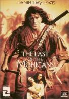 THE LAST OF THE MOHICANS-film De Daniel-Lewis-LE DERNIER DES MOHICANS-indien-cinéma-far-west - Indiens De L'Amerique Du Nord