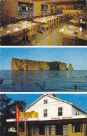 Canada Quebec Perce Biard's Restaurant