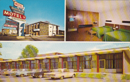 Canada Quebec Sherbrooke Montreal Tourist Motel