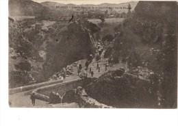 PEROU--HUARAZ-grande Descente De La Cordillère En Vur Huarez--voir 2 Scans - Pérou
