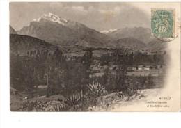 PEROU---HUARAZ----cordillère Blanche Et Cordillère Noire--voir 2 Scans - Peru
