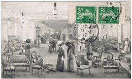 France:semeuse N°136 Paire De Carnet - 1906-38 Semeuse Camée