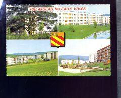 CP (91) Palaiseau - Les Eaux Vives - Palaiseau