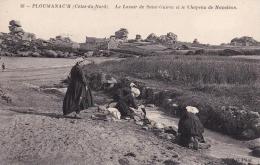 PLOUMANAC'H La Lavoir De Saint Guirec Et Le Chapeau De Napoléon - Ploumanac'h