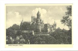 I132 Lahn - Schloss Braunfels - Castle Castello Chateau Castillo / Non Viaggiata - Germania