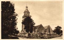 66667 - Saint  -  Gilles Pligeaux (22) L'Eglise - Saint-Gilles-Vieux-Marché