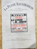 Francis De Croiset - La Livrée De M. Le Comte - La Petite Illustration N° 364 - Théâtre N° 197 - 7 Janvier 1928 - Bücher, Zeitschriften, Comics
