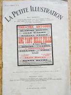 Jacques Deval - Une Tant Belle Fille - La Petite Illustration N° 414 - Théâtre N° 222 - 12 Janvier 1929 - Bücher, Zeitschriften, Comics