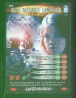 DOCTOR DR WHO BATTLES IN TIME EXTERMINATOR CARD (2006) NO 55 OF 275 SUKI MACRAE CANTRELL GOOD CONDITION - TV & Kino