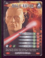 DOCTOR DR WHO BATTLES IN TIME EXTERMINATOR CARD (2006) NO 64 OF 275 MALE AUTON GOOD CONDITION - TV & Kino