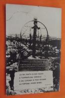 Cp   Cimitero Militare Egli Invitti Della 3 E Armata  Tomba Del Bersagliere - Italie
